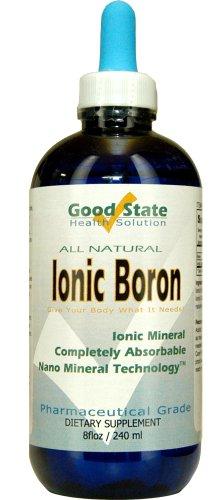 Liquide ionique de bore Minerals