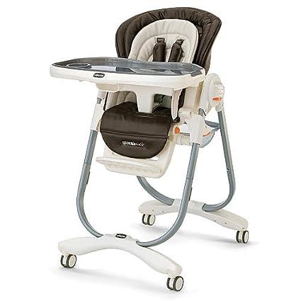 Amazoncom Chicco Polly Magic High Chair Rattania Home Improvement
