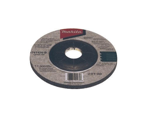 Makita 741426-B-25 4-1/2-Inch Masonry Wheel 25-Pack