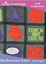 (Anita Goodesign Embroidery Designs Cd Halloween)