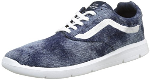 Vans Herren ISO 1.5 Sneaker Blau (Mlx)
