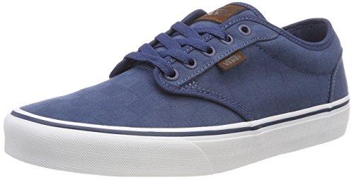 Blau Herren Sneaker Checkerboard ch Atwood Camionnettes C0x14w6qC