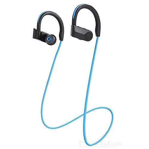 Audifonos Bluetooth Auriculares Inalámbrico con Micrófono, TechFaith IPX7 Resistente al agua/ sudor, Cancelación de Ruido,...