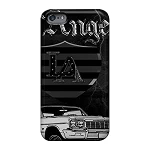 Apple Iphone 6s Plus WBh1209Zegp Unique Design Lifelike Los Angeles Chevy Impala Lowrider Skin Scratch Protection Hard Phone Covers -88caseme