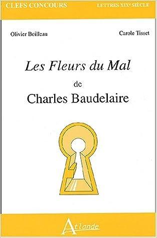 Lire Les fleurs du mal de Charles Baudelaire pdf epub
