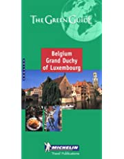 Michelin the Green Guide Belgium Grand Duchy of Luxembourg