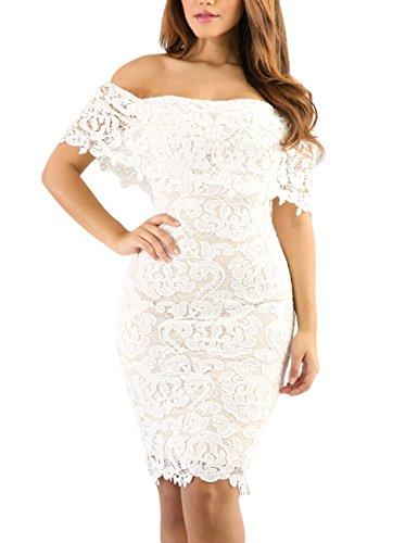 Ivory Dress - 1