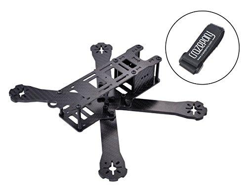 crazepony zmr220 rx h210 h220 fpv racing drone frame carbon fiber quadcopter frame qav180 qav250 etc