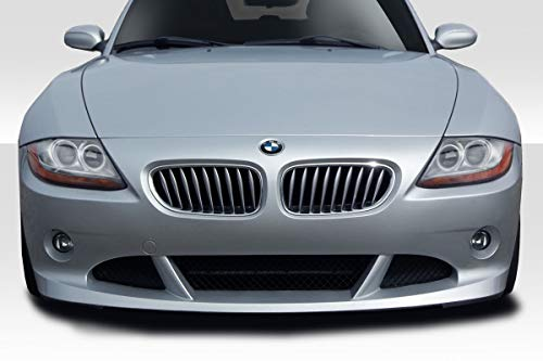 Duraflex Replacement for 2003-2008 BMW Z4 Aero Look Front Bumper - 1 Piece (Front Aero Bumper)