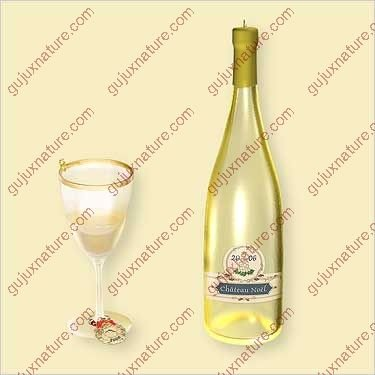 Hallmark Keepsake Ornament - A Toast to Wine - White - ()