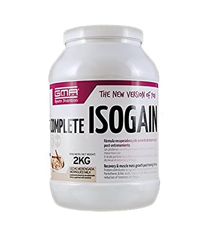 Complete IsoGain (Plátano, 2kg)