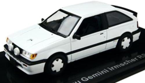 ルミノ 1/43 イスズ ジェミニ イルムシャー RS 1987 ホワイト 完成品