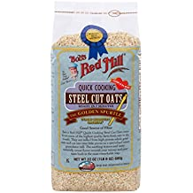 Bob's Red Mill Steel Cut Quick Cook Oats, 22 oz