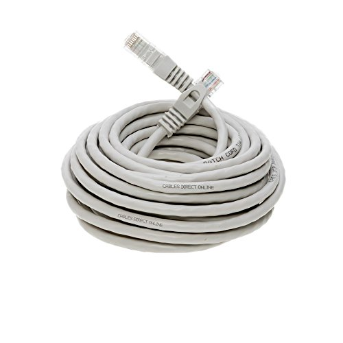 Incredible Amazon Com Cables Direct Online 100Ft Ethernet Cable Gray Cat5E Wiring Cloud Hisonuggs Outletorg