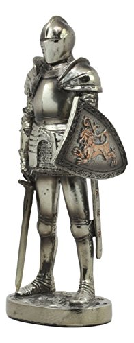 Ebros Medieval Suit Of Armor Statue 7