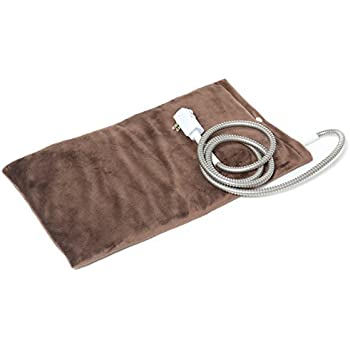 Milliard 20in x 12in Pet Bed Warmer with Power Indicator On/Off Switch - Great for Keeping your Pets Warm