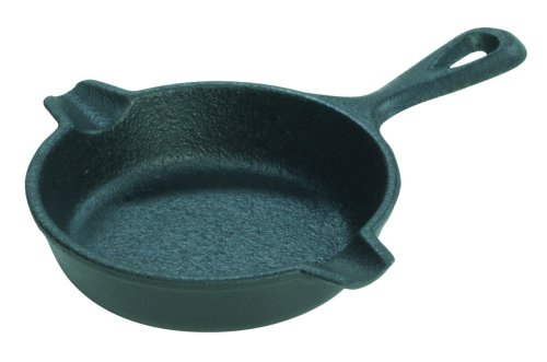 Cast Iron Spoon (Lodge LAT3 Cast Iron Spoon Rest, 3.5-inch)