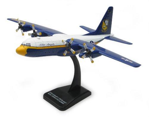 NewRay 1/130 Die-Cast Sky-Pilot Jet: Blue Angels Fat Albert Model Kit