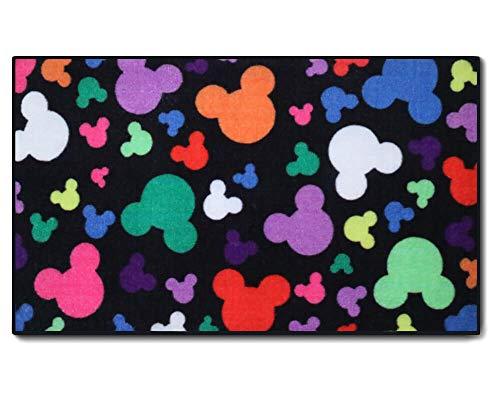 J.Ehonace Mickey Mouse Rugs - Bathroom Rug, Indoor Outdoor Entrance Rug, Kitchen Rug, 17