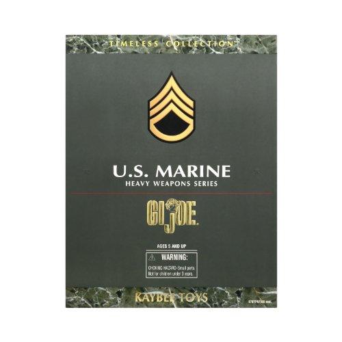 Helmet Gi Joe Weapon - GI Joe U.S. Marine Heavy Weapons Series - African American Version