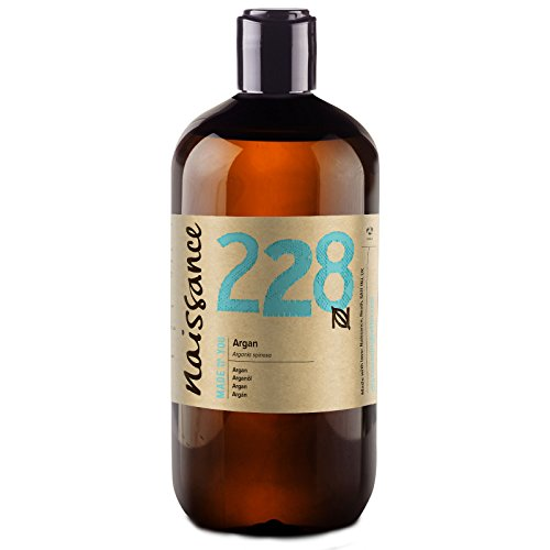 Naissance Moroccan Argan Oil (no. 228) 500ml - Pure & Natural, Anti-Ageing,...