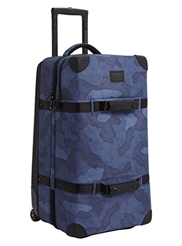 Burton 149441410NA Wheelie Double Deck Travel Bag, Arctic Camo Print, One Size from Burton