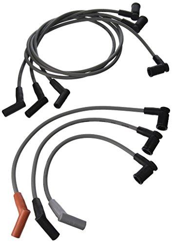 Motorcraft WR-6117 Spark Plug Wire Kit