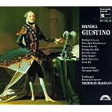Handel: Giustino / McGegan, Freiburger Barockorchester