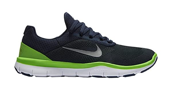 best sneakers a9a4c 58850 Amazon.com | Nike Seattle Seahawks Free Trainer V7 NFL Collection Shoes -  Size Men's 11 US | Track & Field & Cross Country