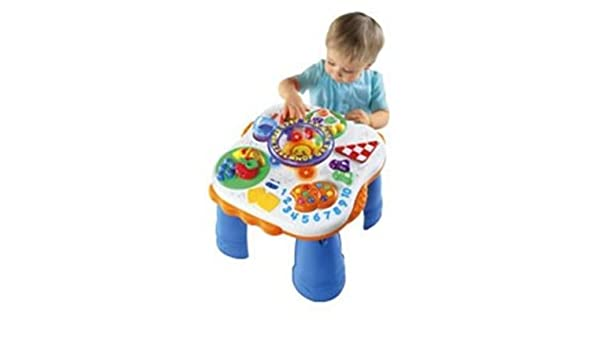 Mattel Fisher-Price G2845-0 - Aprender Mesa diversión: Amazon.es ...