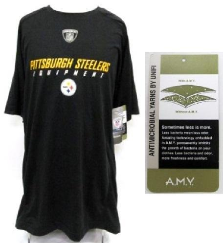 (Pittsburgh Steelers Youth Small Dritech Shirt-small Size 7-8)