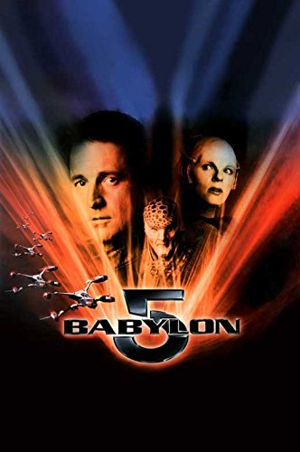 """Babylon 5 POSTER (27"""" x 40"""")"""