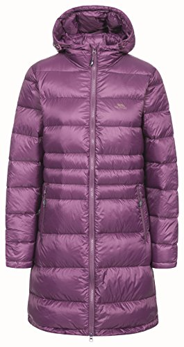 Trespass Women's Marge Down Jacket Blackberry