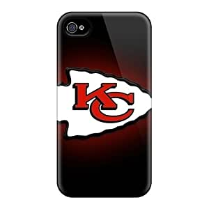 New Premium Flip Cases Covers Kansas City Chiefs Skin Cases For Iphone 6