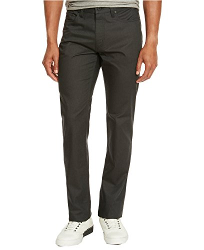 Kenneth Cole Reaction Men's Slim-Fit Jeans (38W x 32L, Black Combo) (Combo Kenneth Cole Black)