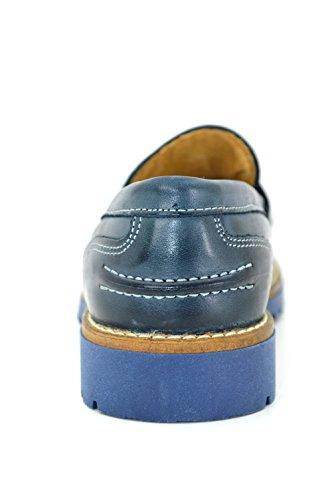 2018 Cuoio MADE eleganti Jeans 43 27 pelle estive cerimonia scarpe scarpe moda primaverili artigianali uomo classiche 5 ITALY uomo inglesine vera UE matrimonio C IN casual scarpe TUTTORISPARMIO Mocassini BSTqwPUfxn