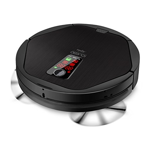 iClebo Alpha Robot Vacuum Cleaner, Quiet and Effic…