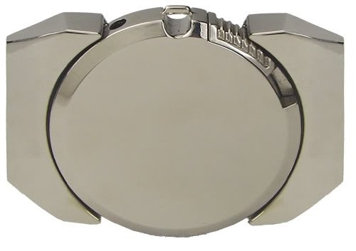 Silver Lighter Belt Buckle (LT-024)