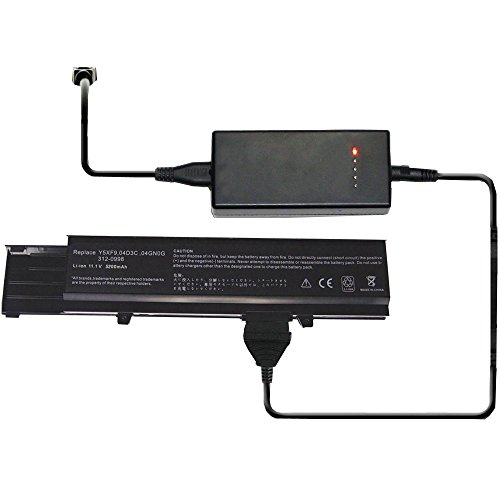 Generic External Laptop Battery Charger for Dell Inspiron 14R 5421 14R Series 14R-3421 15 Series 15-3521 15-3537 15R-5521 15R-5537 15R-N3521 15R-N5521