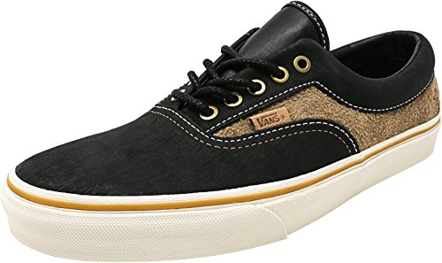 Unisex Skate CA Shoes Black Incense 46 Vans El Jefe Black Incense Era dxqtftYwZ