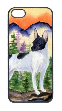 Carolines Treasures SS8224IP5 Rat Terrier Cell Phone Cover Iphone 5