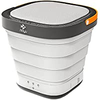 Moyu - Mini Portable Foldable Automatic Washing Machine for Clothes, Under-garments, Slippers, Sneakers for Home, Travel…