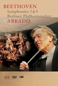 Beethoven: Symphony No. 9, Symphony No. 3 [Import]
