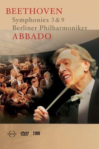 Beethoven - Symphonies 3 and 9 / Abbado, Mattila, Urmana, Moser, Schulte, Berlin Philharmonic