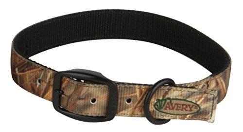 Avery Outdoors 00879 Standard Collarcamo Hunting Dog Equipment, Camo, Medium