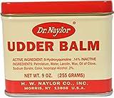 Dr. Naylor Udder Balm (9 oz.) - Traditional