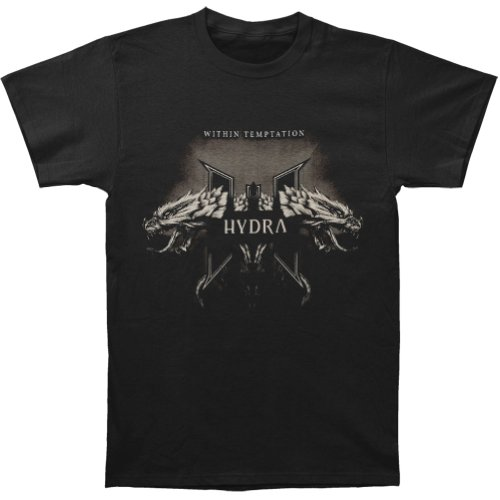 Ptshirt.com-19211-Authentic HYDRA Within Temptation Logo Black T-Shirt S M L XL 2XL NEW-B00P1RS8NS-T Shirt Design