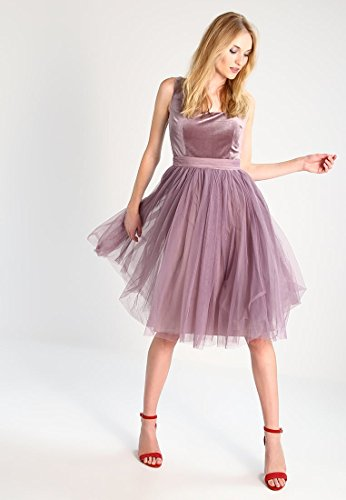 LITTLE festliches Grösse Kleid 38 MISTRESS Cocktailkleid mink U4wr8AUq