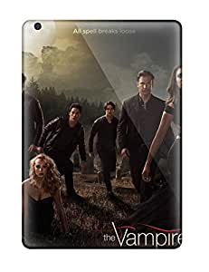 Larry B. Hornback's Shop 2188213K63340143 For Ipad Air Protector Case The Vampire Diaries Season 6 Phone Cover