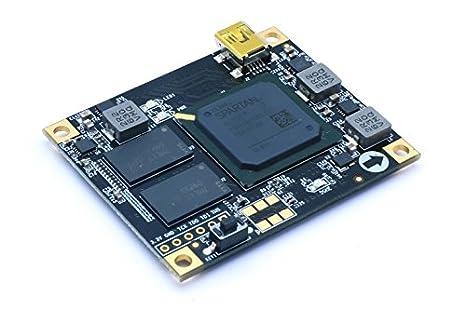 Amazon com: AXSOC Brand XILINX FPGA Development Board
